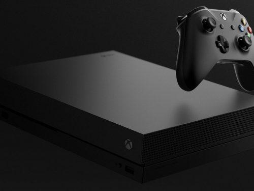 Что задумали Microsoft с X Box One X