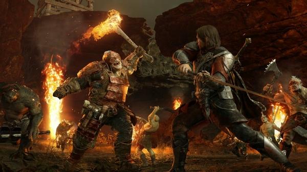 Вылетает Middle-Earth: Shadow of War