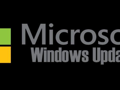 Включить/отключить автоматическое обновление Windows