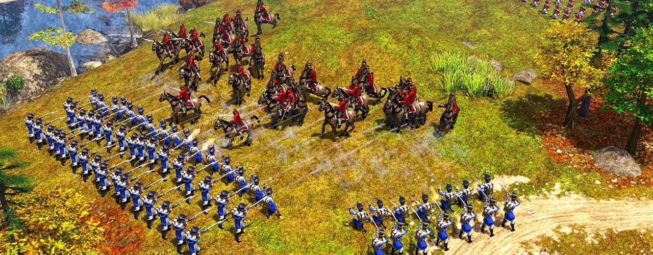 Системные требования игры Age of Empires III