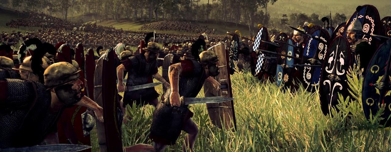 Проблемы с Total War: ROME II