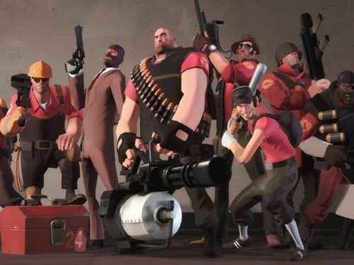 Проблемы с игрой Team Fortress 2