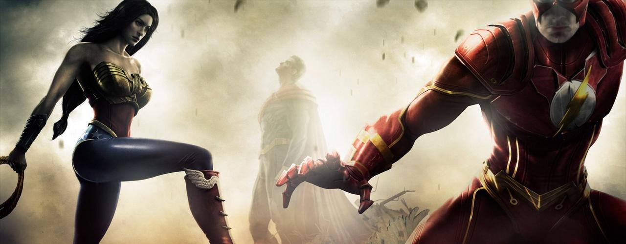Системные требования игры Injustice: Gods Among Us