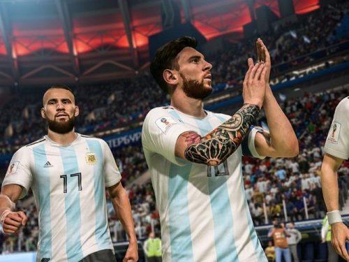 Проблемы с игрой FIFA 2018