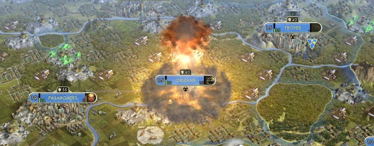 Проблемы с игрой Civilization 5
