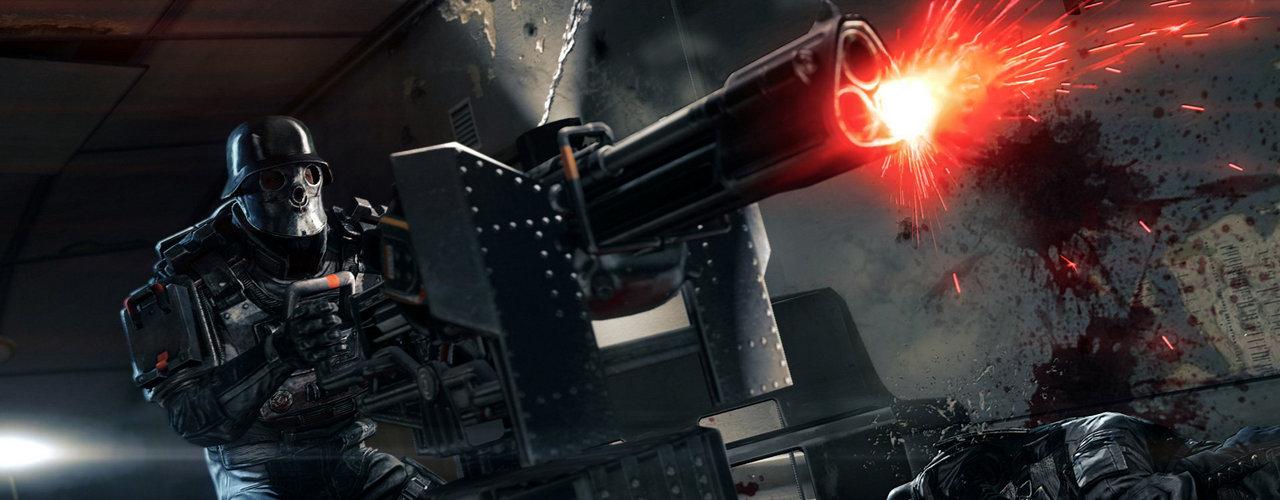 Проблемы с Wolfenstein: The New Order