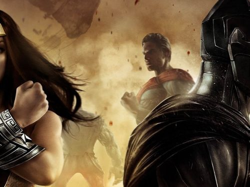 Проблемы с игрой Injustice: Gods Among Us