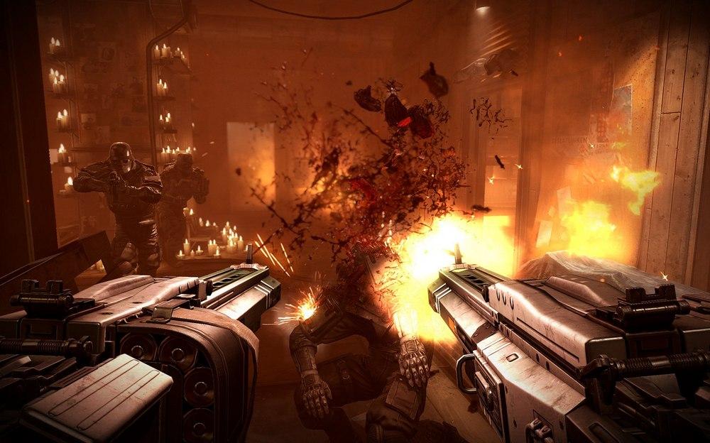 Не запускается Wolfenstein: The New Order