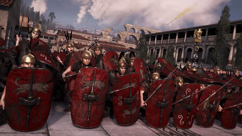Total War: ROME II вылетает