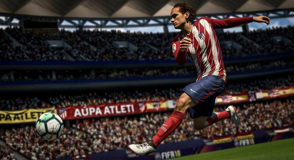 Вылетает FIFA 2018