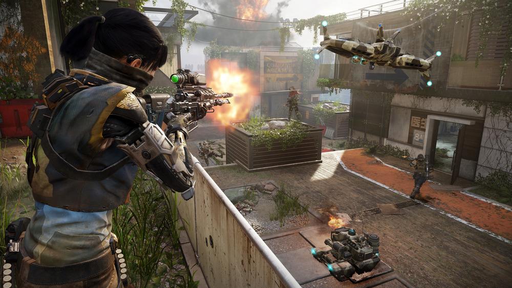 Ошибки в Call of Duty: Black Ops III