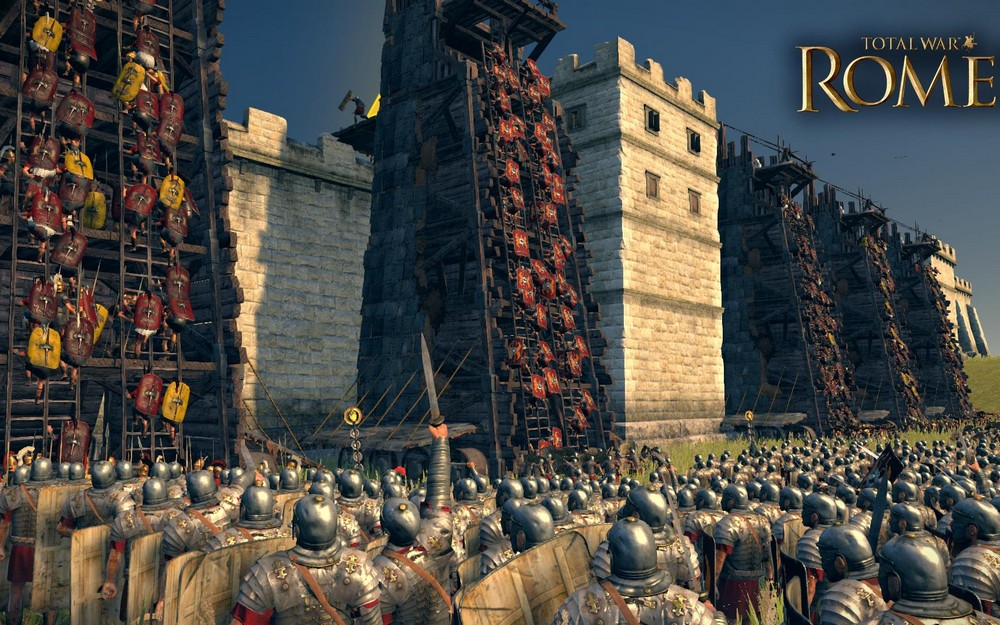 Ошибка в Total War: ROME II