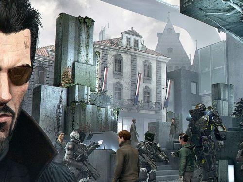 Системные требования Deus Ex: Mankind Divided