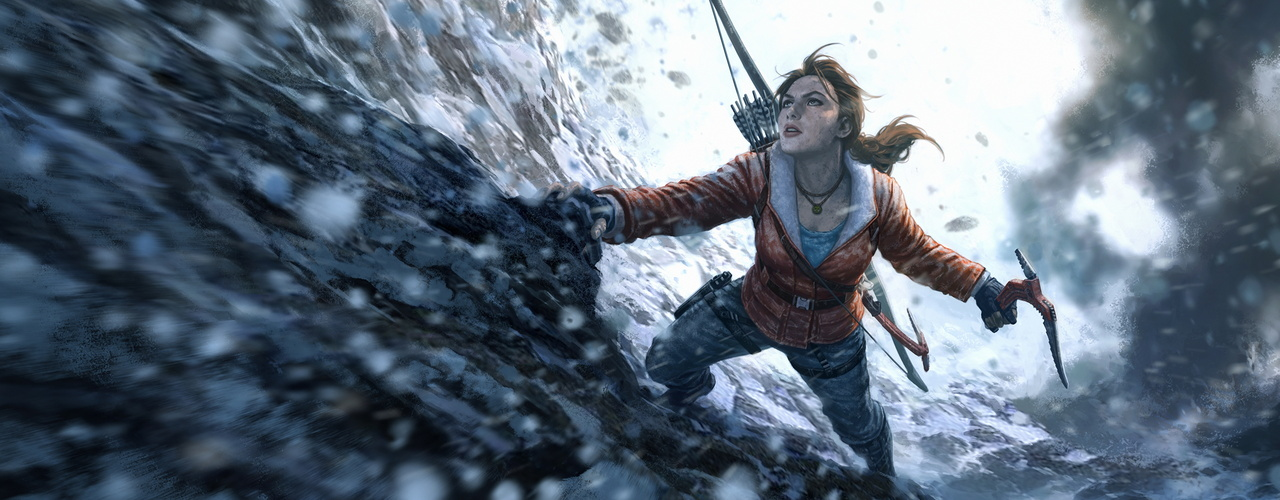 Проблемы с Rise of the Tomb Raider