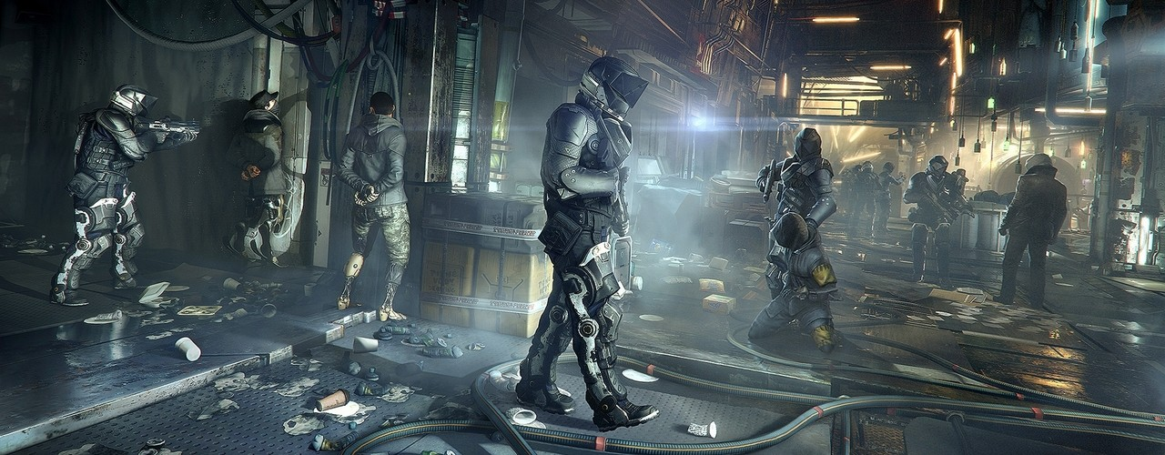 Проблемы с Deus Ex: Mankind Divided