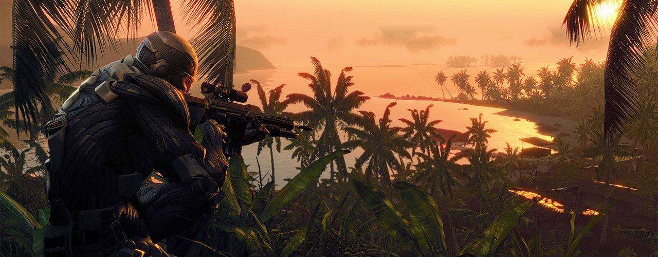 Системные требования игры Crysis