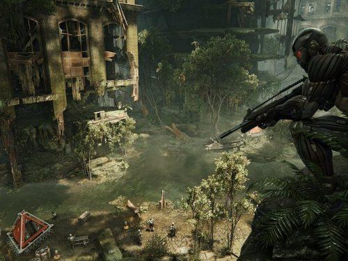 Системные требования игры Crysis 3