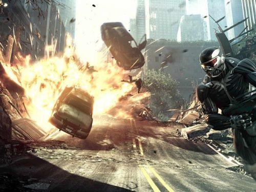Системные требования игры Crysis 2