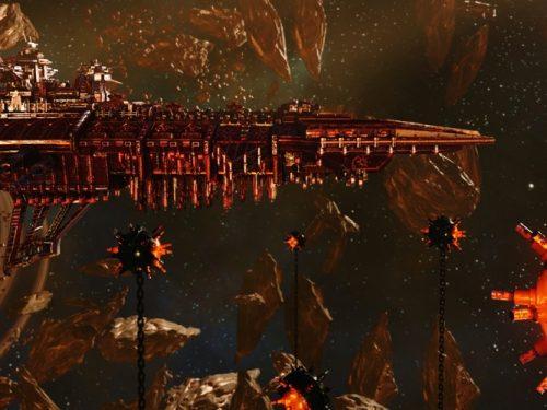 Проблемы с Battlefleet Gothic: Armada