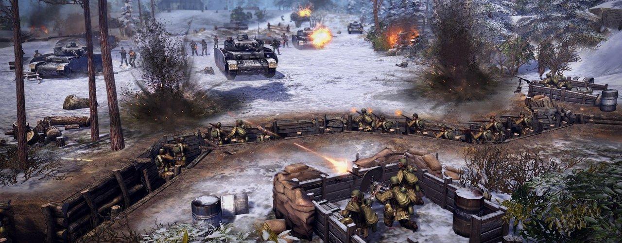 Проблемы с игрой Blitzkrieg 3