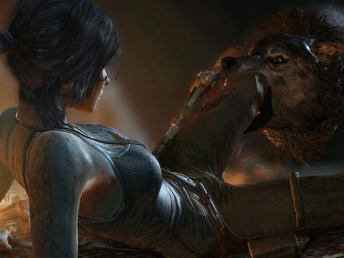 Проблемы с игрой Tomb Raider