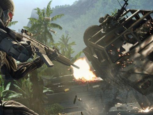 Проблемы с игрой Crysis