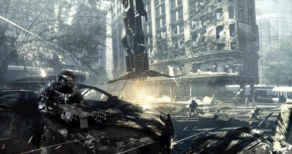 Crysis 2 не запускается