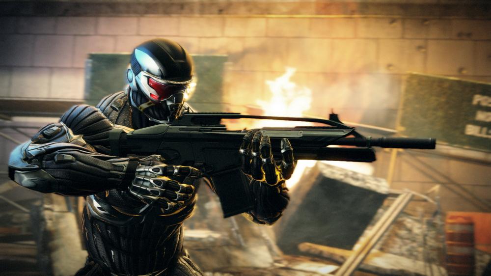 Crysis 2 вылетает