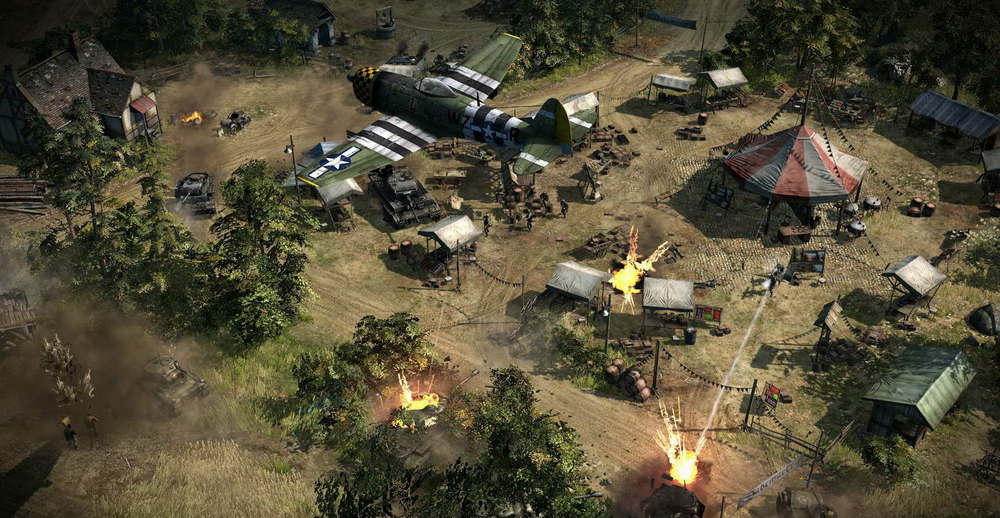 Blitzkrieg 3 вылетает