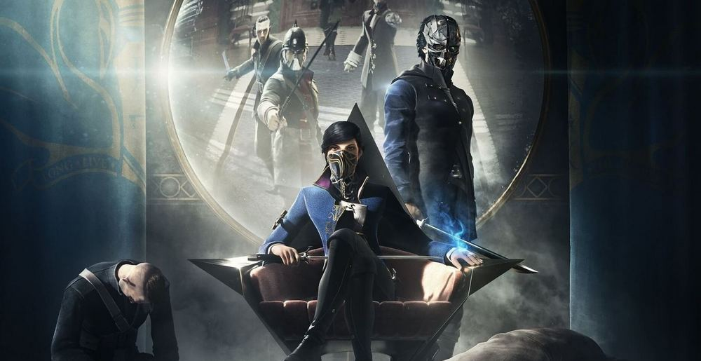 Dishonored 2 вылетает