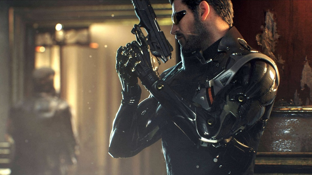 Deus Ex: Mankind Divided вылетает