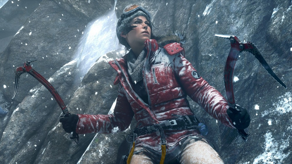 Rise of the Tomb Raider вылетает