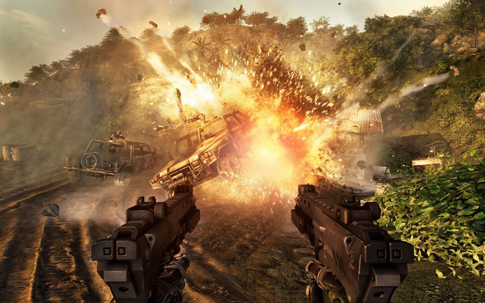 Ошибка в Crysis Warhead
