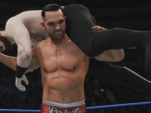 Системные требования игры WWE 2K18