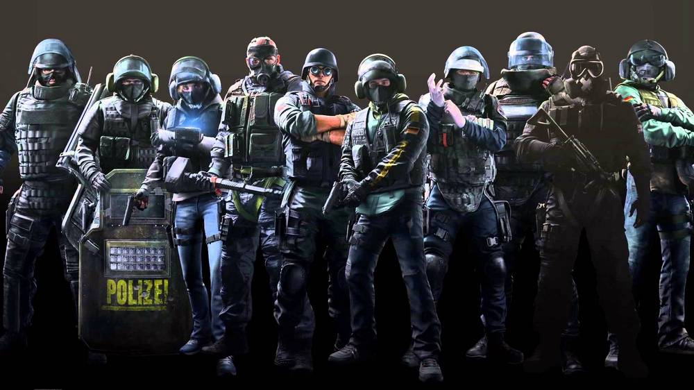 Вылетает игра Rainbow Six: Siege