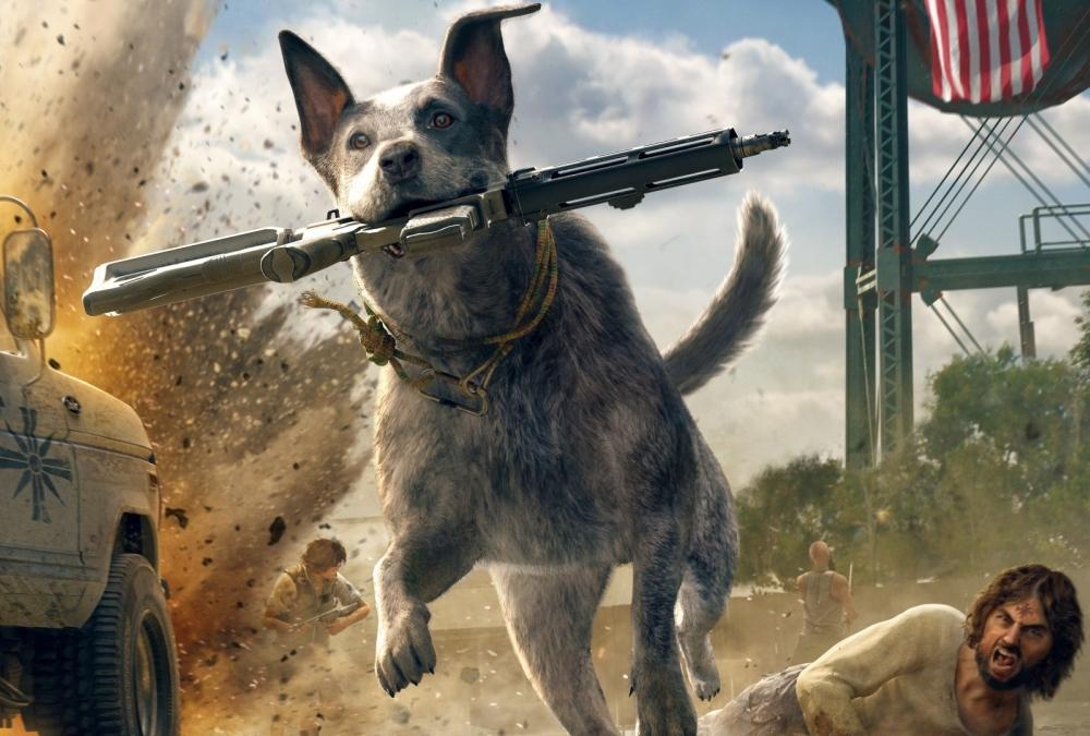 Проблемы с игрой Far Cry 5