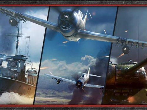 Проблемы с игрой War Thunder