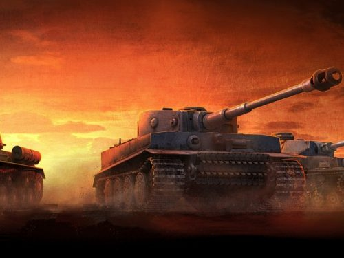 Проблемы с игрой World of Tanks