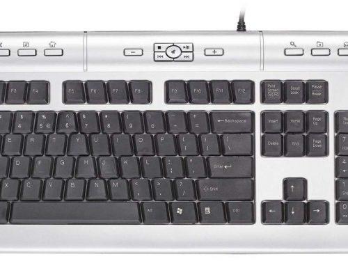 Клавиатура с системой Anti-RSI: на сколько она эффективна?