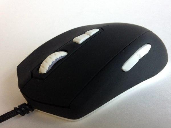 Простая, но обладающая нужными нам кнопками мышь