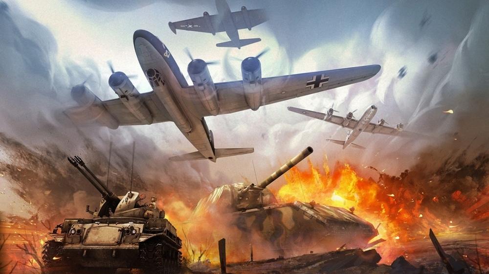 Прочие проблемы с War Thunder