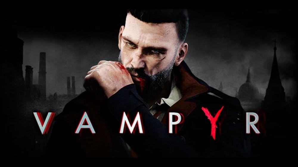 Игра Vampyr не запускается