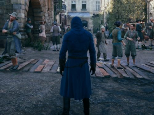 Системные требования игры Assassin's Creed Unity