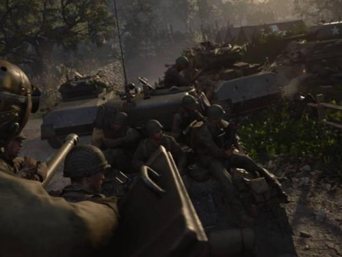 Системные требования Call of Duty: World War 2