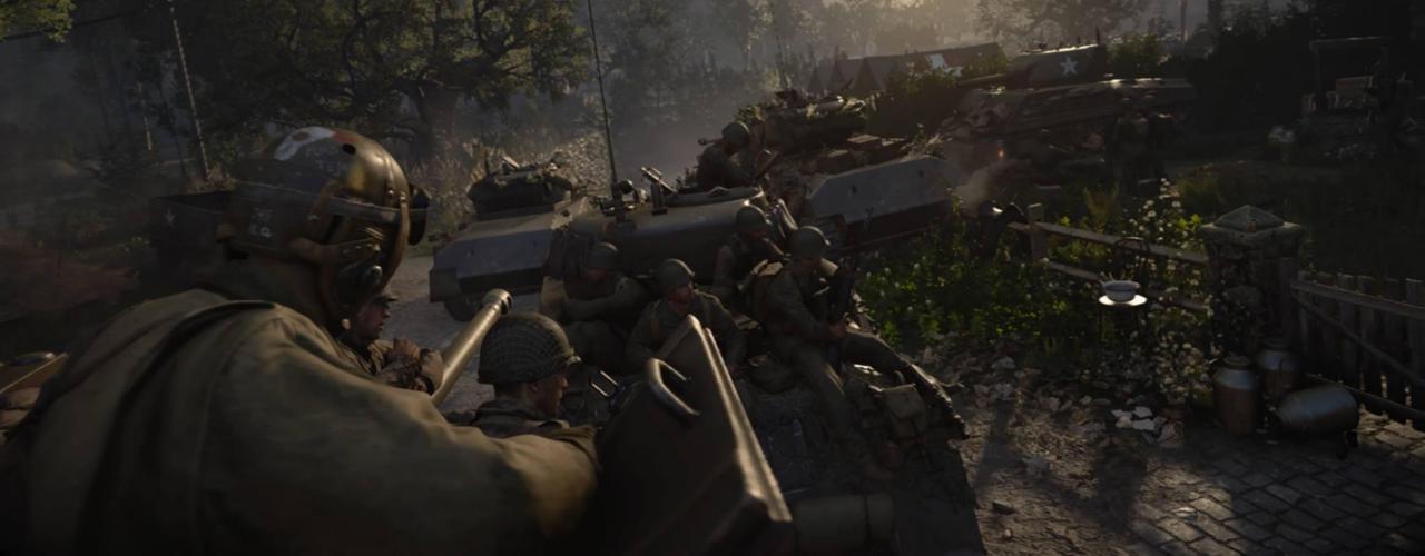 Системные требования Call of Duty: World War 2