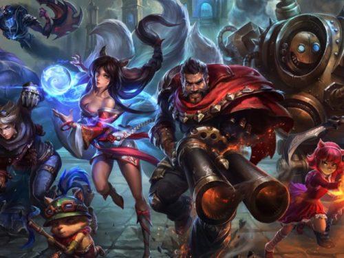 Системные требования игры League of Legends