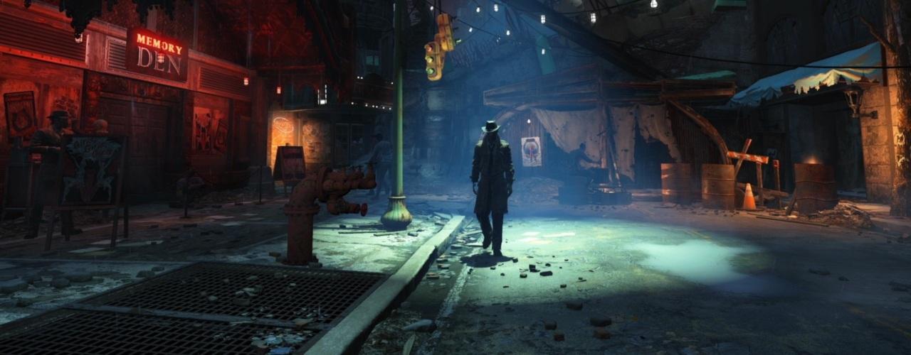Системные требования игры Fallout 4