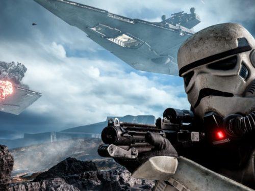 Системные требования игры Star Wars: Battlefront