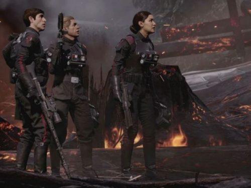 Системные требования Star Wars: Battlefront 2