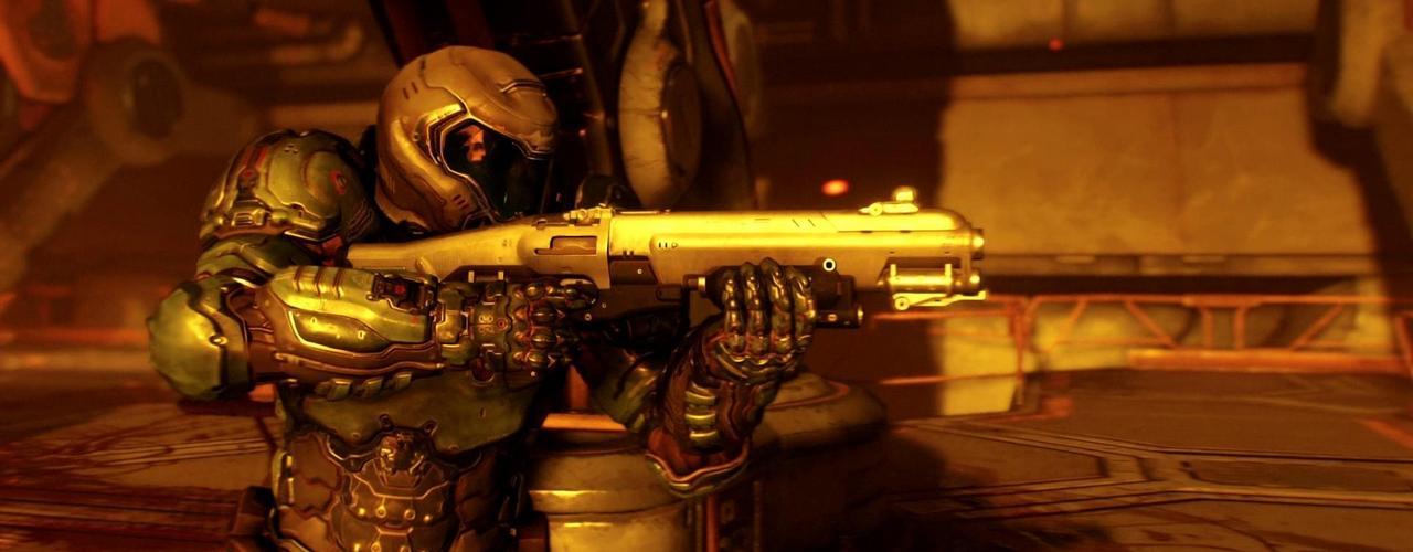 Системные требования игры Doom